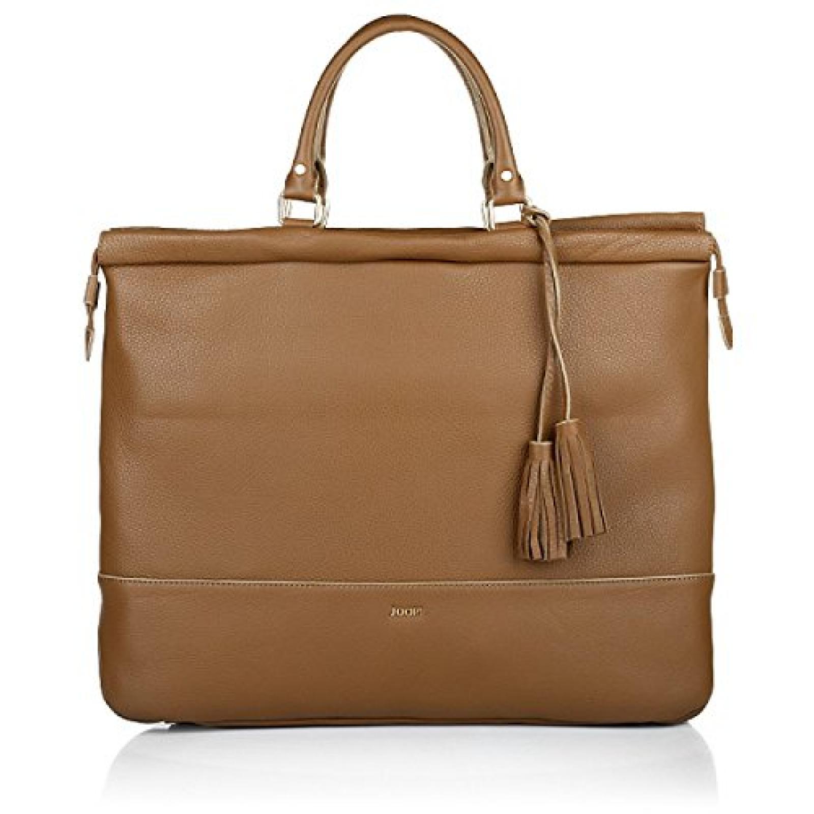 JOOP! Helia Nature Grain Tote Cognac Handtaschen