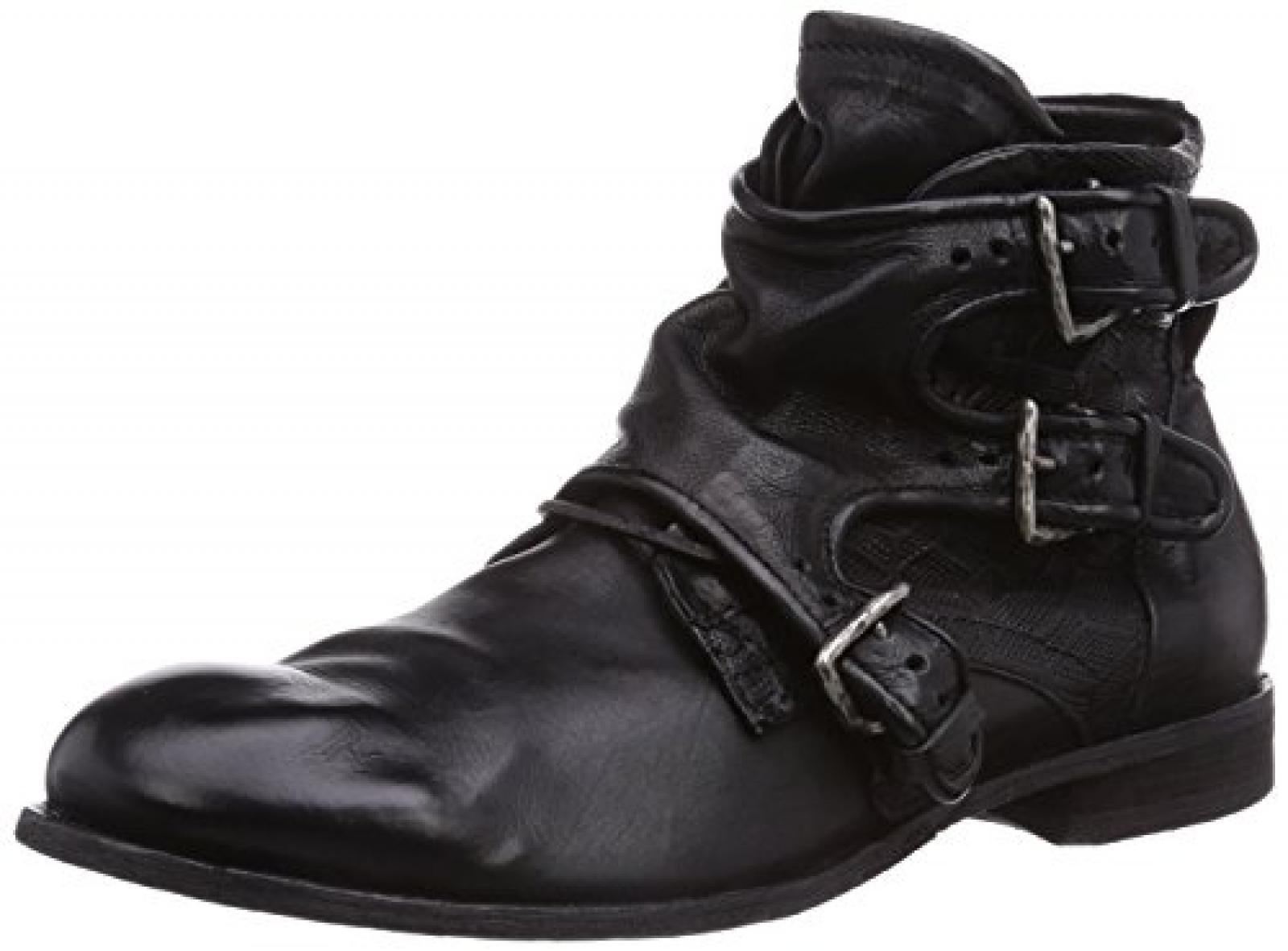 A.S.98 487202-2990-6002 Herren Biker Boots