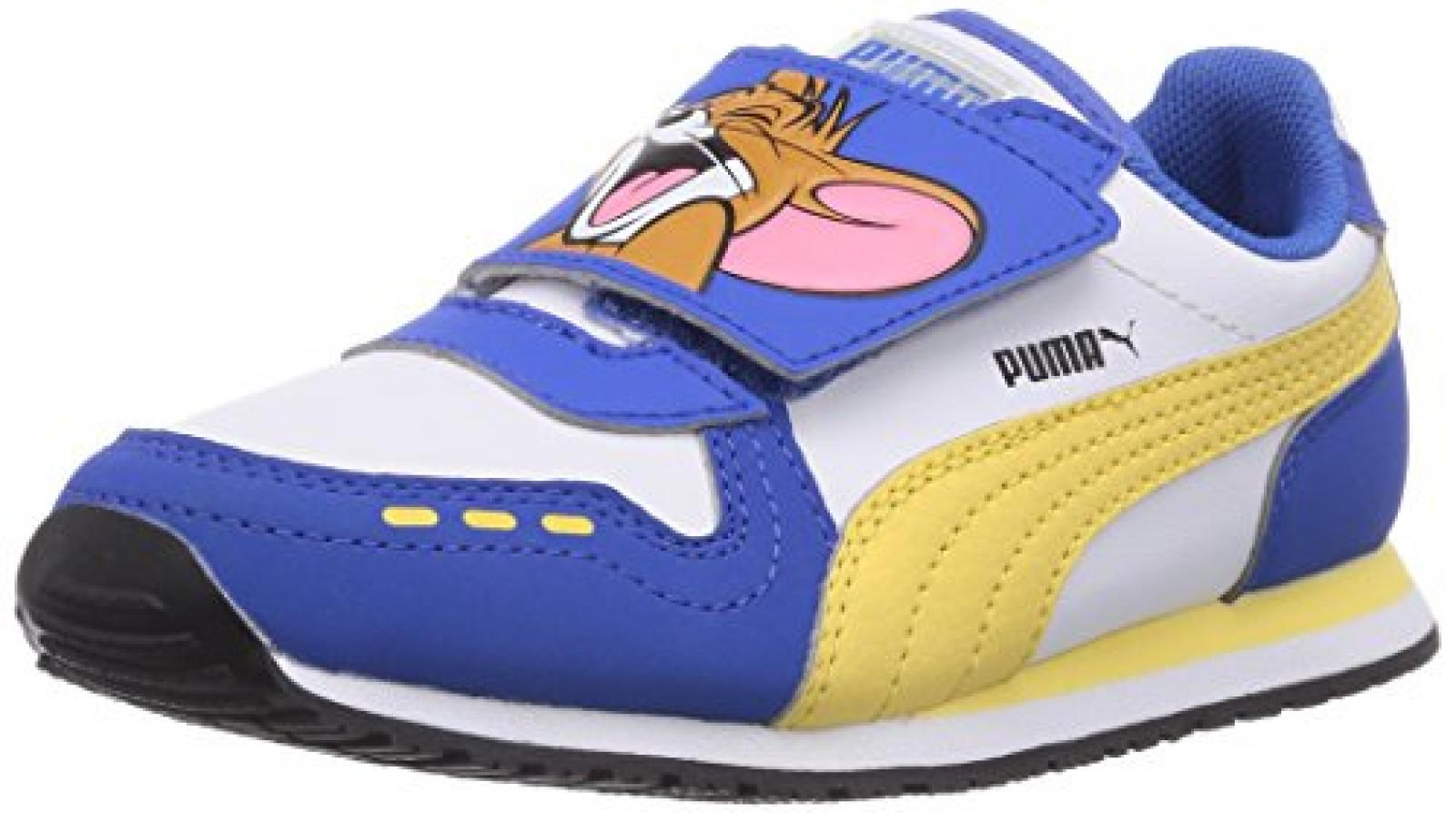 Puma Cabana Racer Tom & Jerry Unisex-Kinder Sneakers