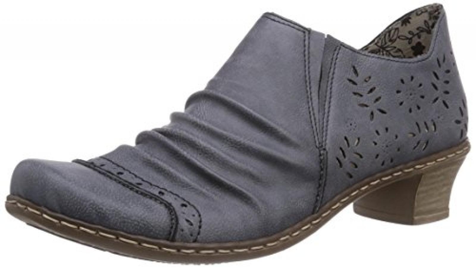Rieker 52176 Damen Slipper