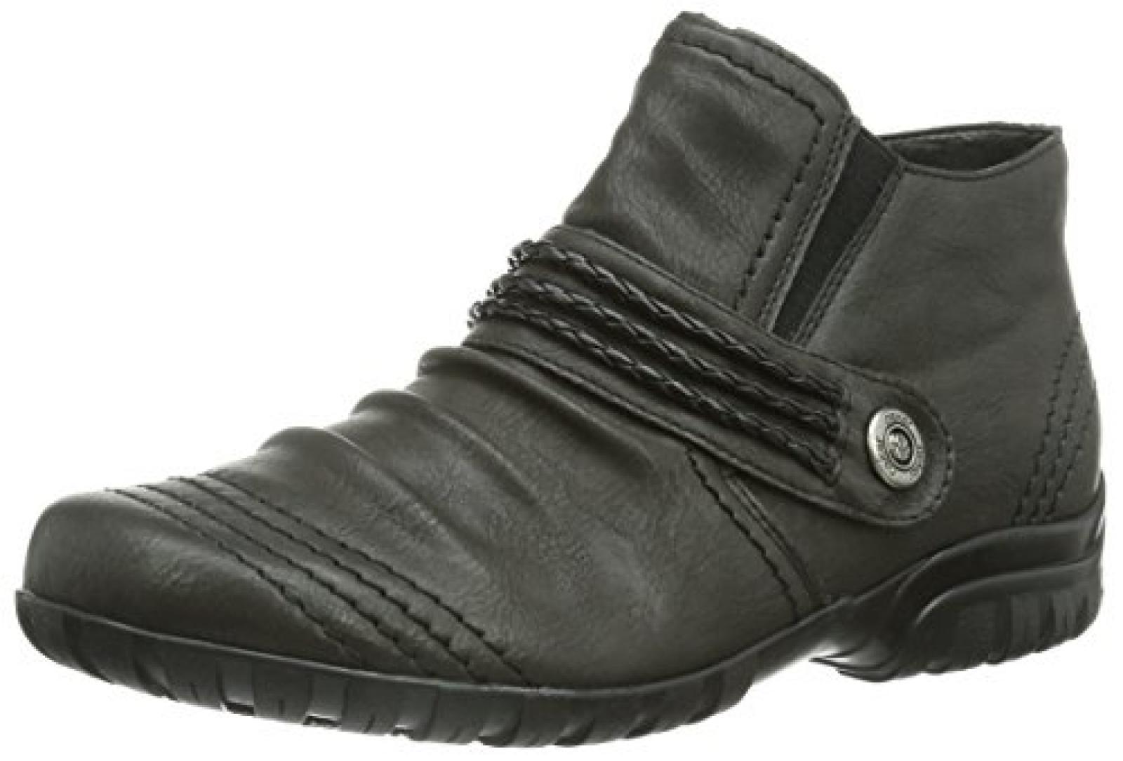 Rieker L4698-46 Damen Kurzschaft Stiefel
