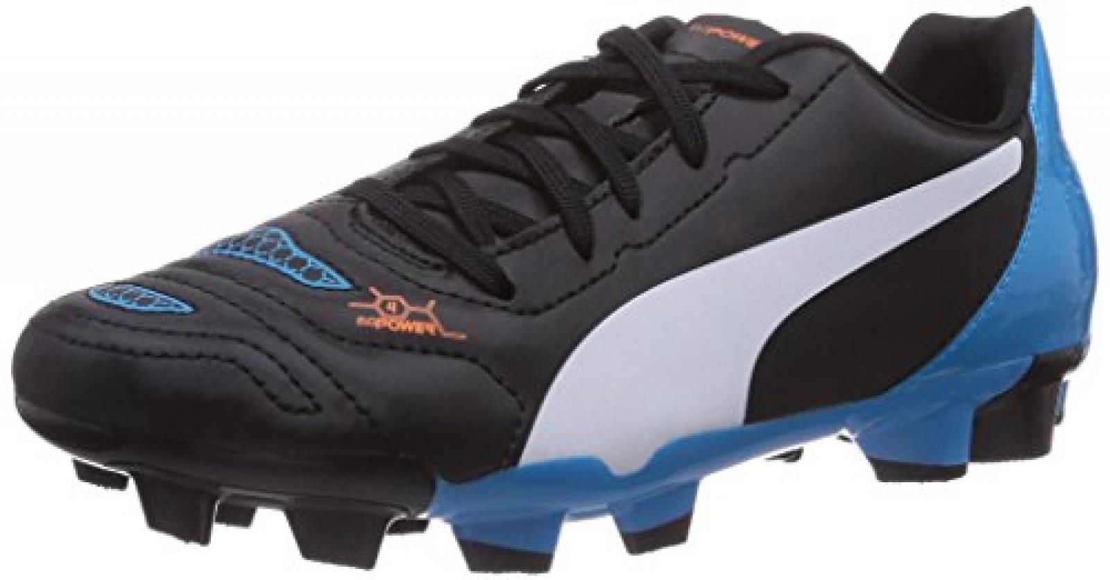 Puma evoPOWER 4.2 FG Jr Unisex-Kinder Fußballschuhe