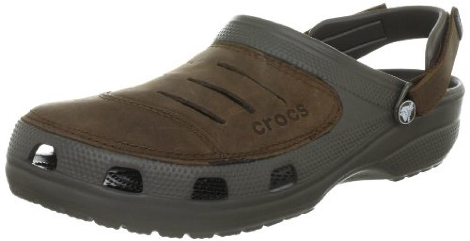 crocs Yukon Kha/Brn M13 Herren Clogs