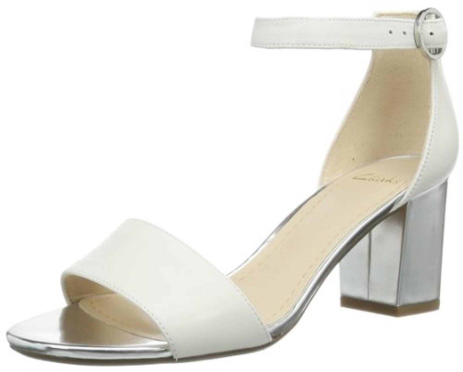 Clarks Susie Deva Damen Knöchelriemchen Sandalen