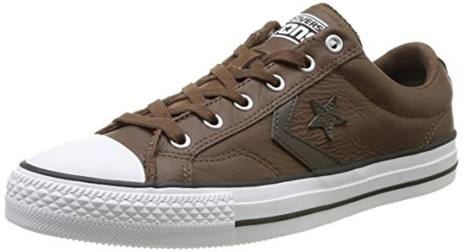 Converse Star Player Adulte Leather Ox 382890 Unisex - Erwachsene Sneaker