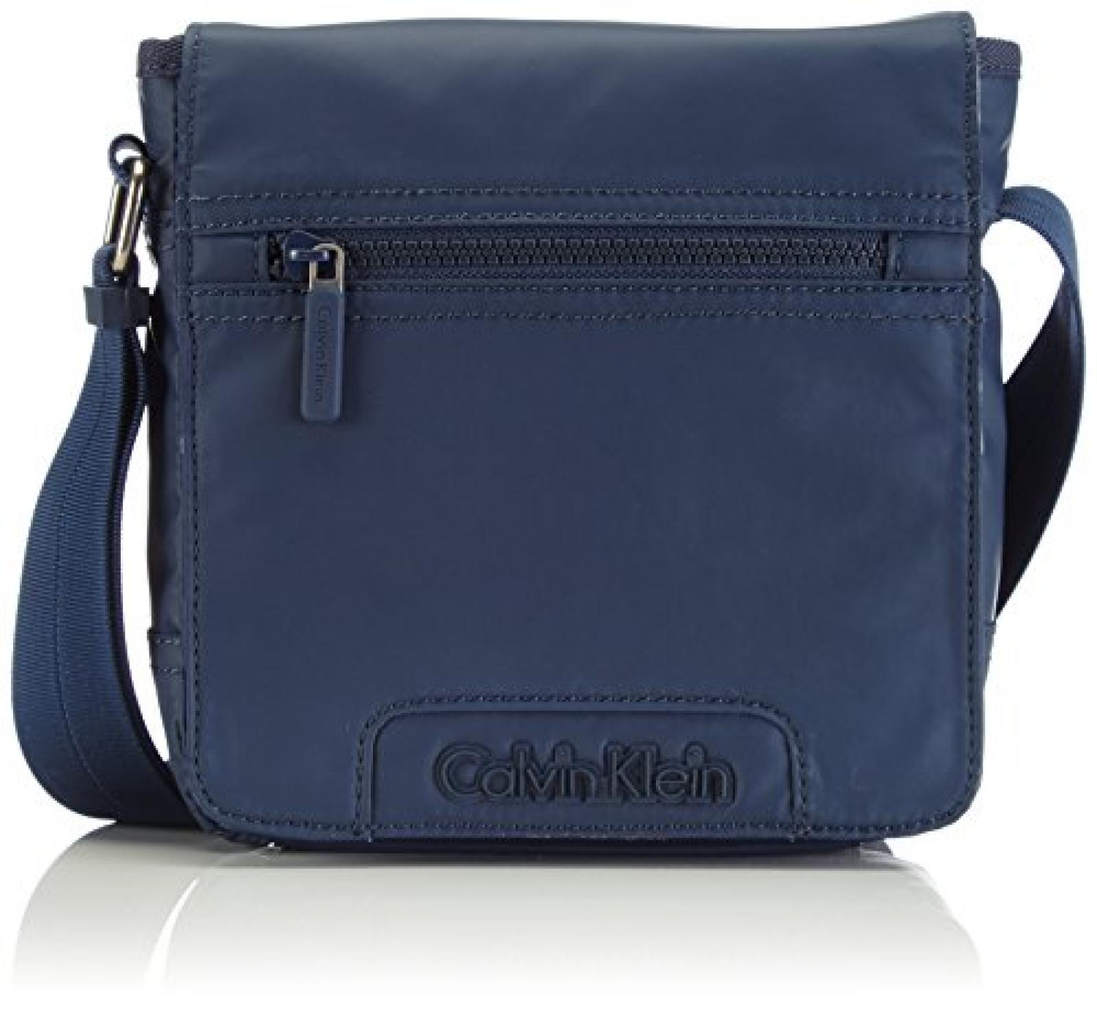 Calvin Klein Jeans METRO REPORTER WITH FLAP J5EJ500492 Herren Umhängetaschen 19x22x7 cm (B x H x T)