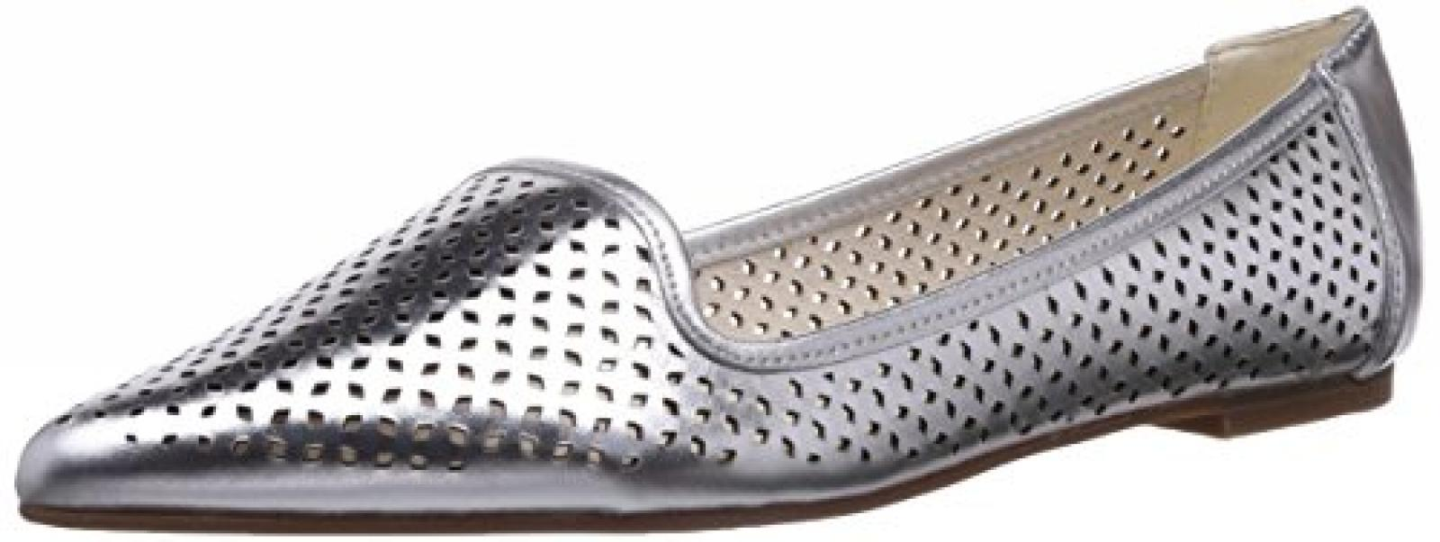 Buffalo London 214-3560 TALCO LEATHER Damen Geschlossene Ballerinas