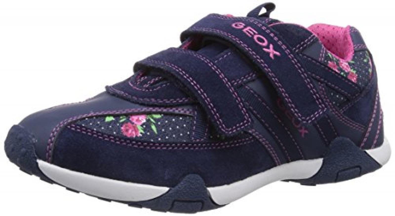 Geox JR TALE B Mädchen Sneakers