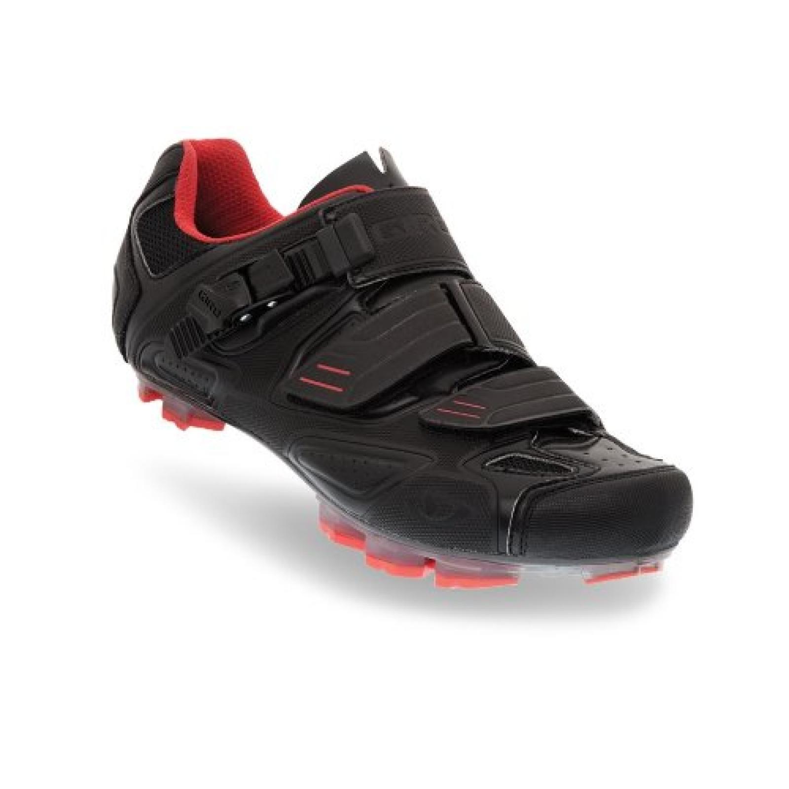 Giro Code MTB Fahrrad Schuhe schwarz 2013