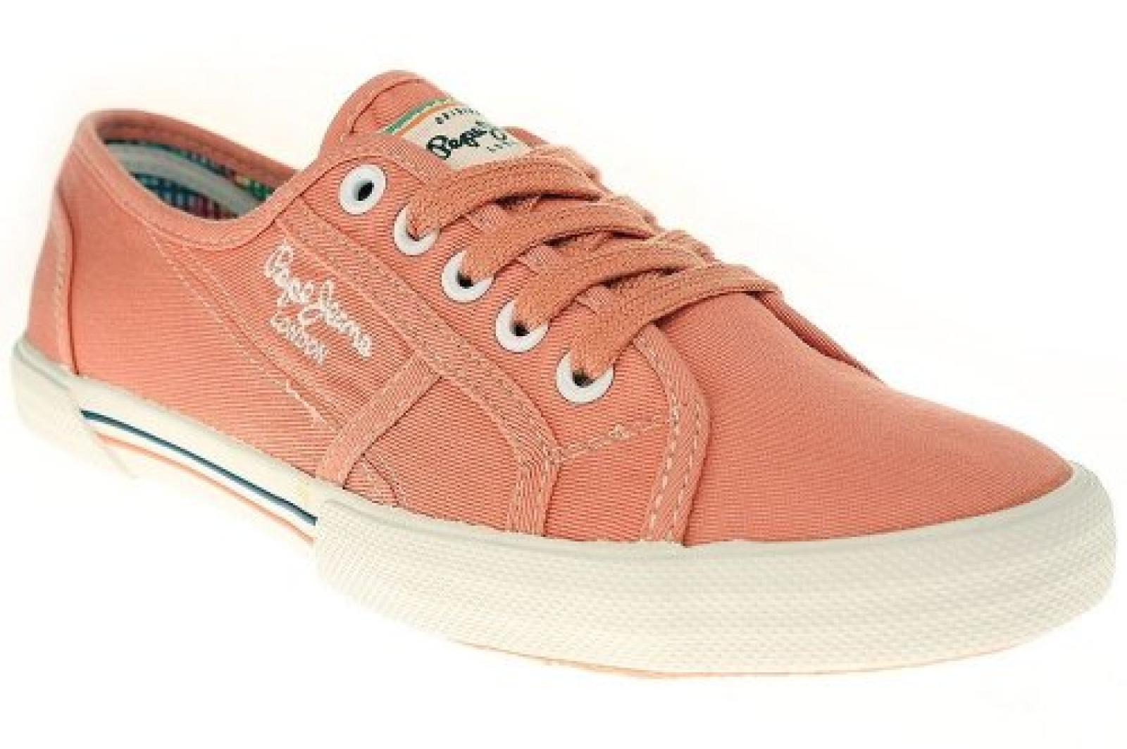 Pepe Jeans London ABERLADY Damen Sneakers