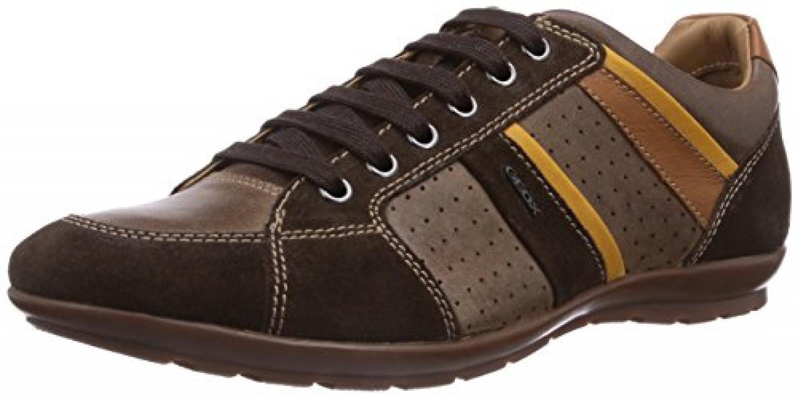 Geox UOMO SYMBOL A Herren Sneakers