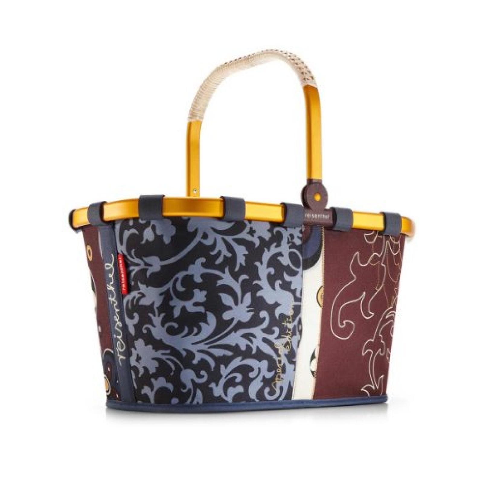 reisenthel carrybag Einkaufskorb Henkelkorb Picknickkorb - Farbe , Dekor zur Auswahl
