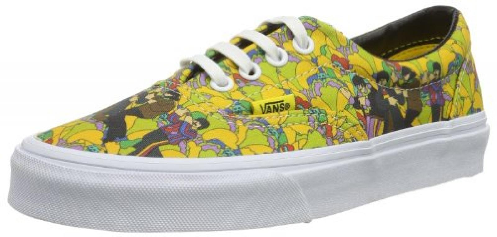 Vans U ERA (THE BEATLES) G VVHQC6C Unisex-Erwachsene Sneaker