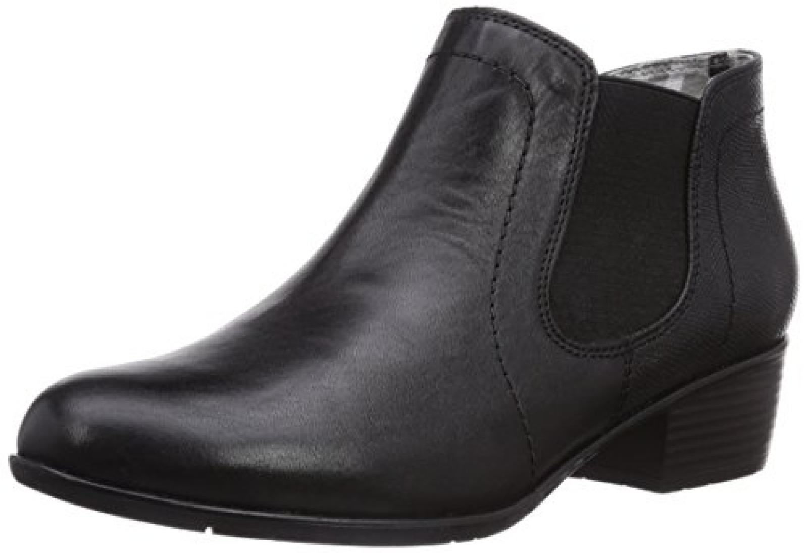 Jana 25280 Damen Kurzschaft Stiefel