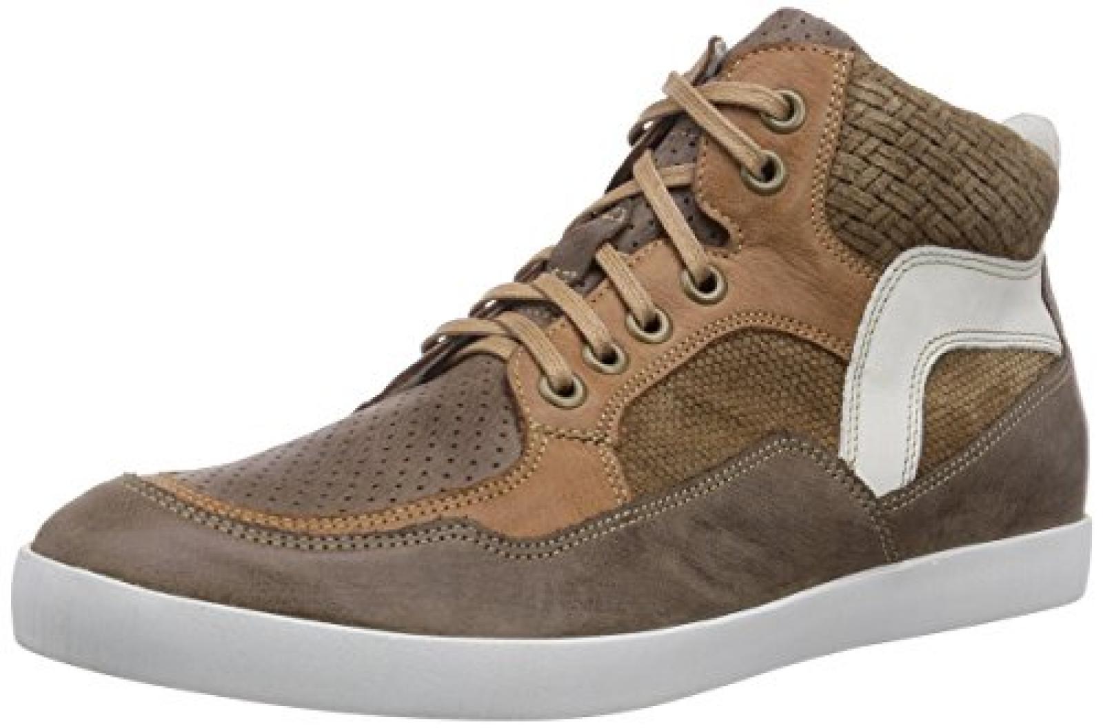 Think SEAS Damen Hohe Sneakers