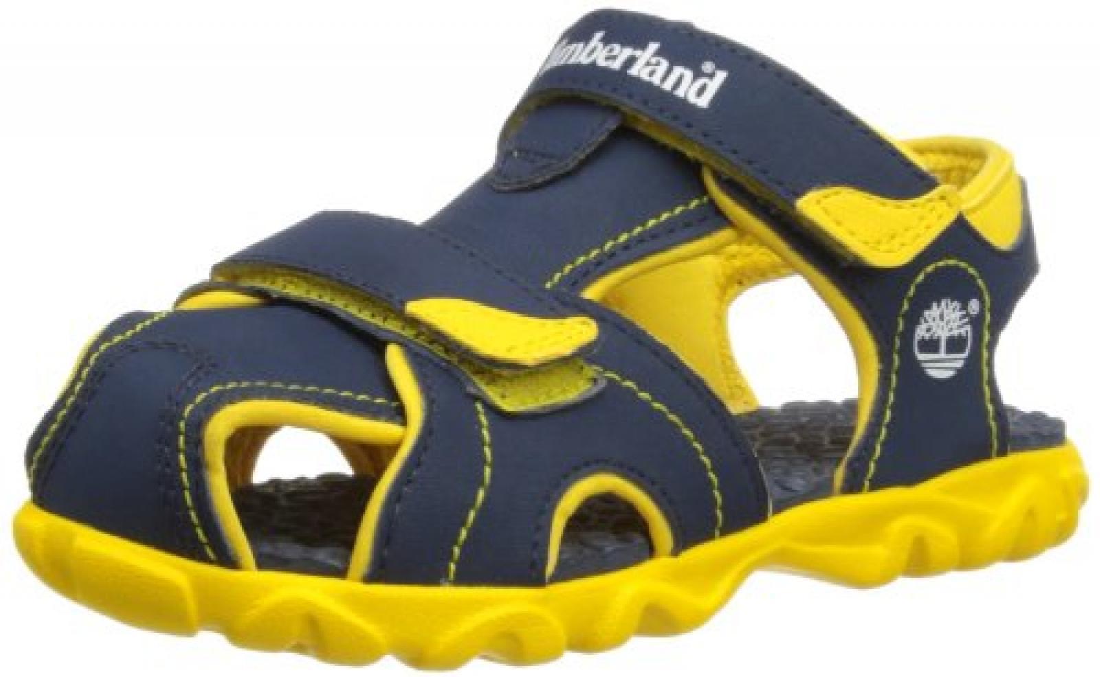 Timberland SPLSHTWNCLSDTOESND Unisex-Kinder Sport- & Outdoor Sandalen