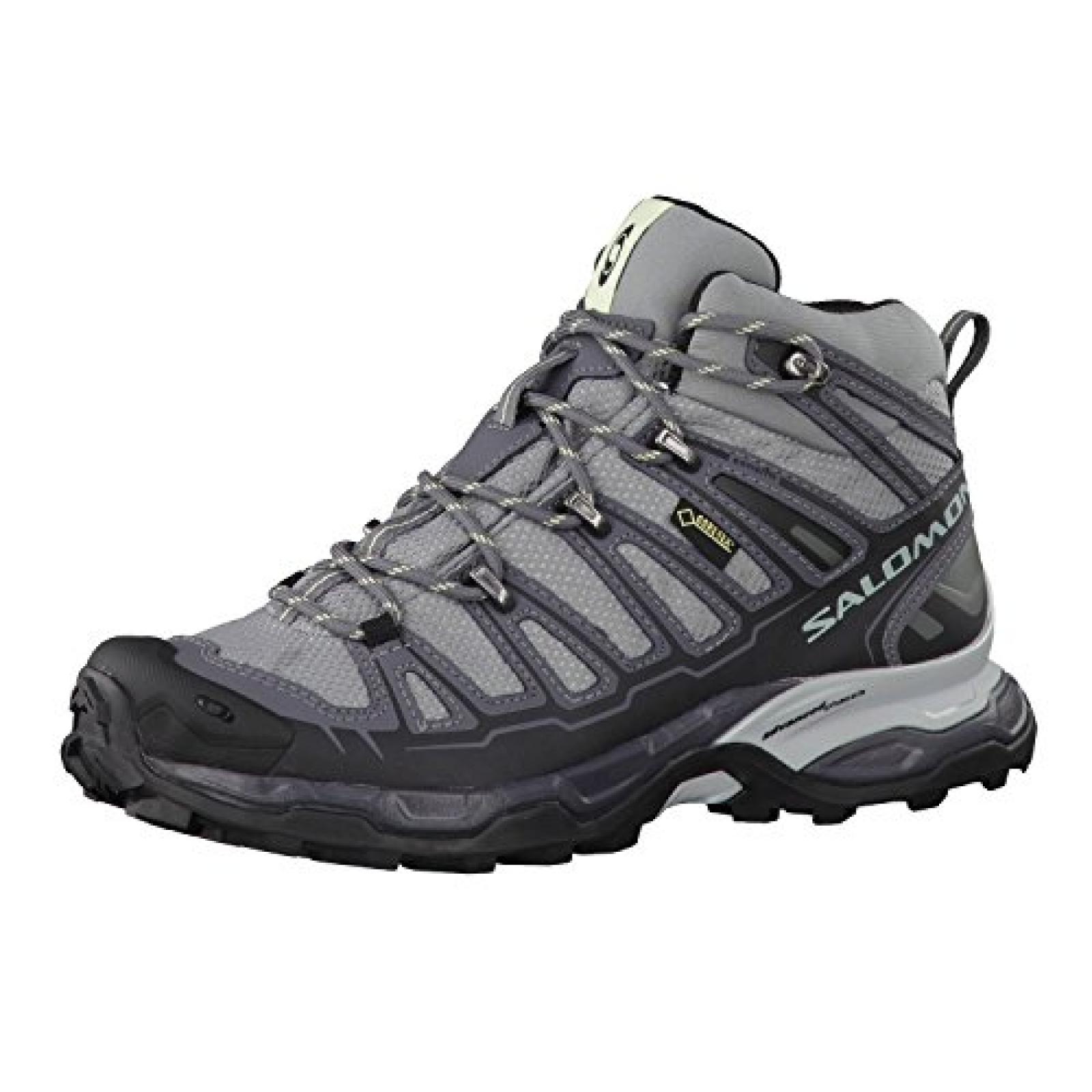 Salomon Damen Hiking Schuhe X Ultra Mid GTX W