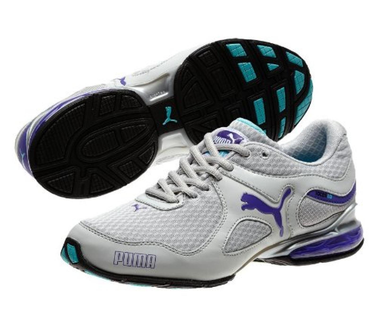 Puma - - Damen-Schuhe Zell Riaze