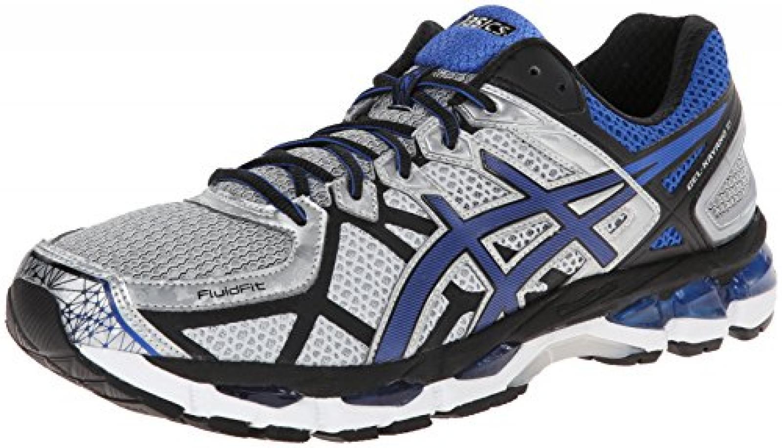 Asics - Herren-Gel-Kayano 21 Schuhe, EUR: 39, Lightning/Royal/Black