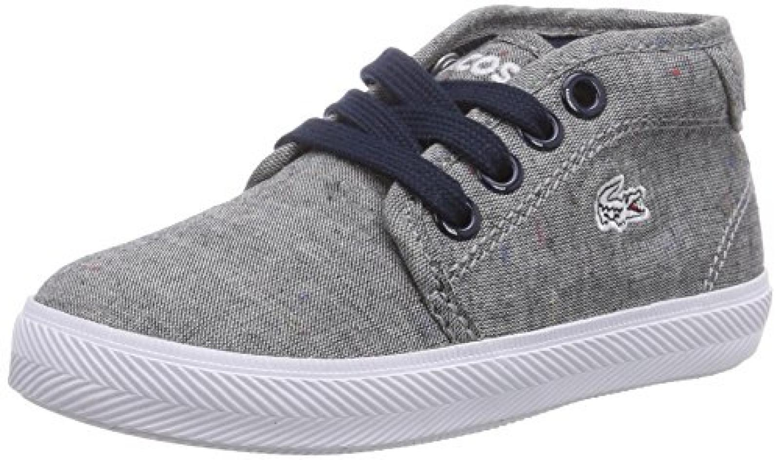 Lacoste AMPTHILL SEG2 Unisex-Kinder Hohe Sneakers