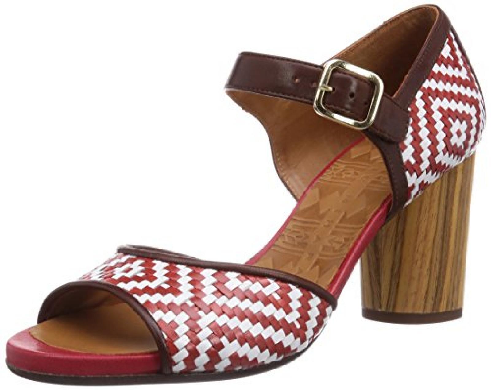 Chie Mihara heyou Damen Knöchelriemchen Sandalen
