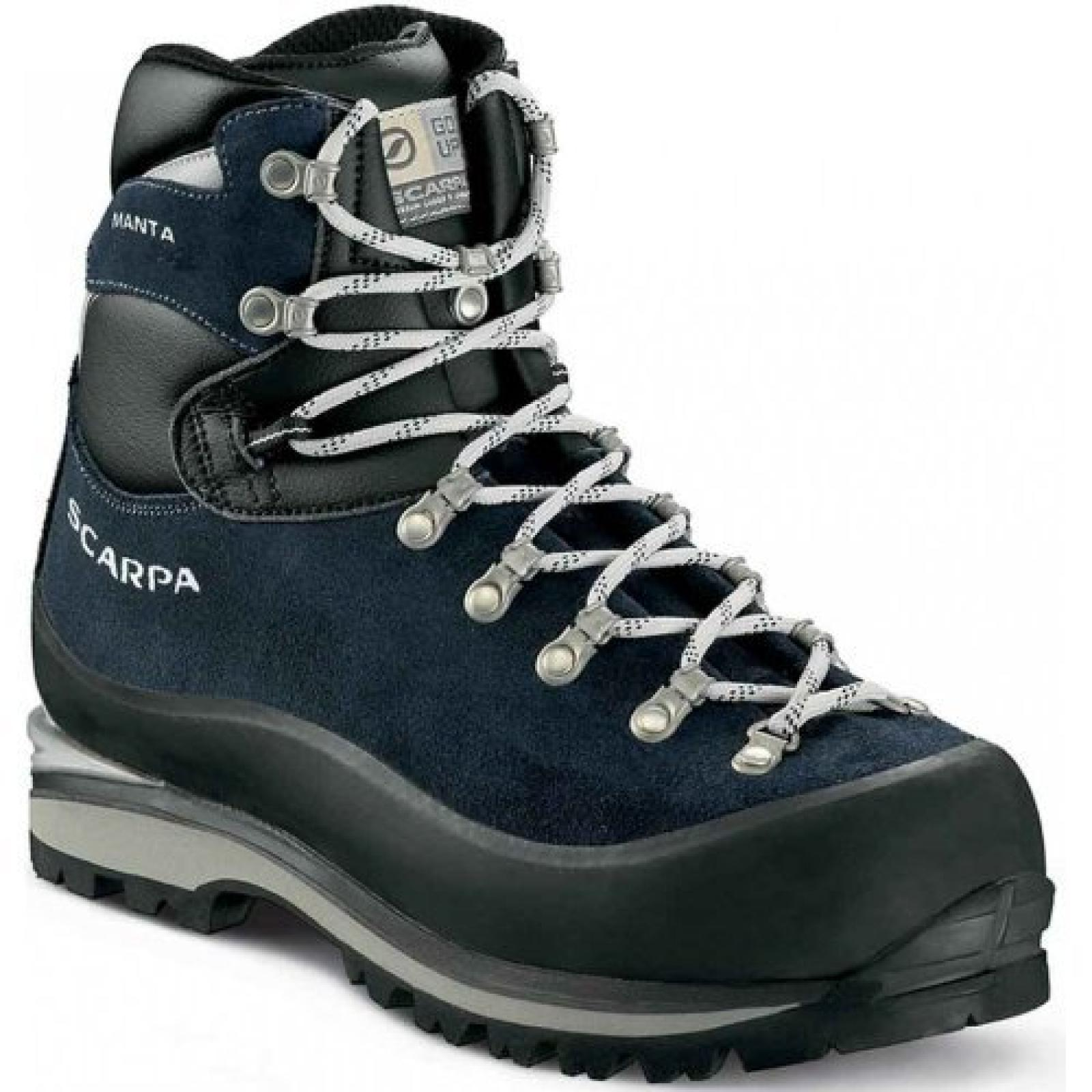 Manta Mountaineering Boots - size: 42 EU - Colour: Navy