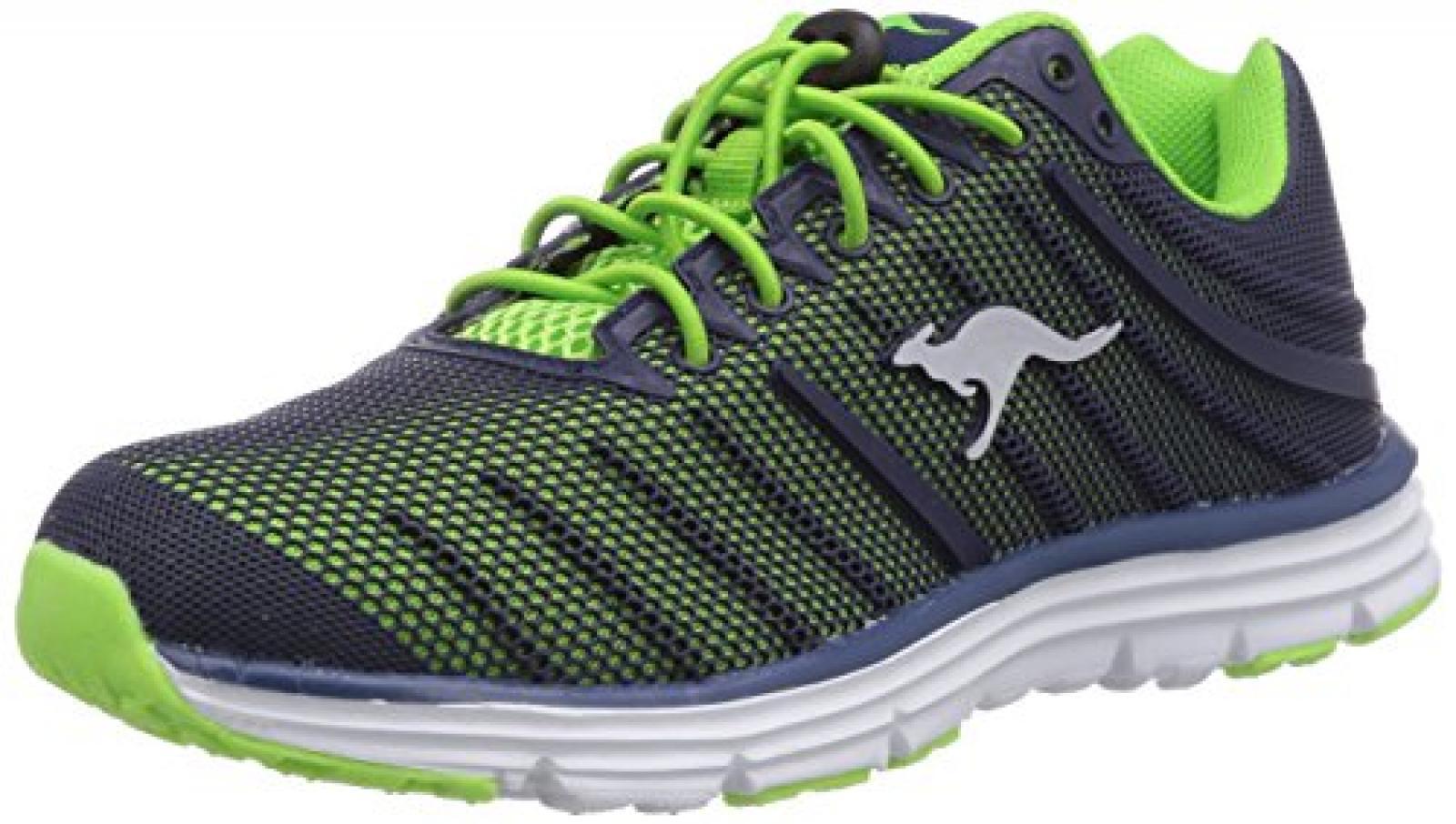 KangaROOS KangaTech 2081 Unisex-Kinder Sneakers
