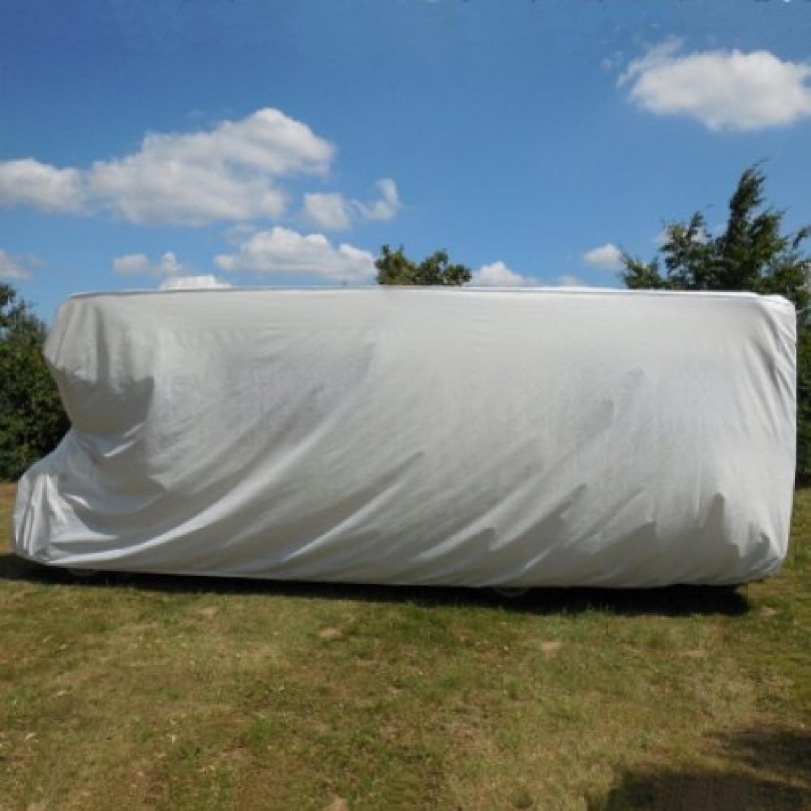 Ixkes Industrieverpackung Faltgar® faltgarage Reisemobil Wohnmobil Wohnwagen 640cm