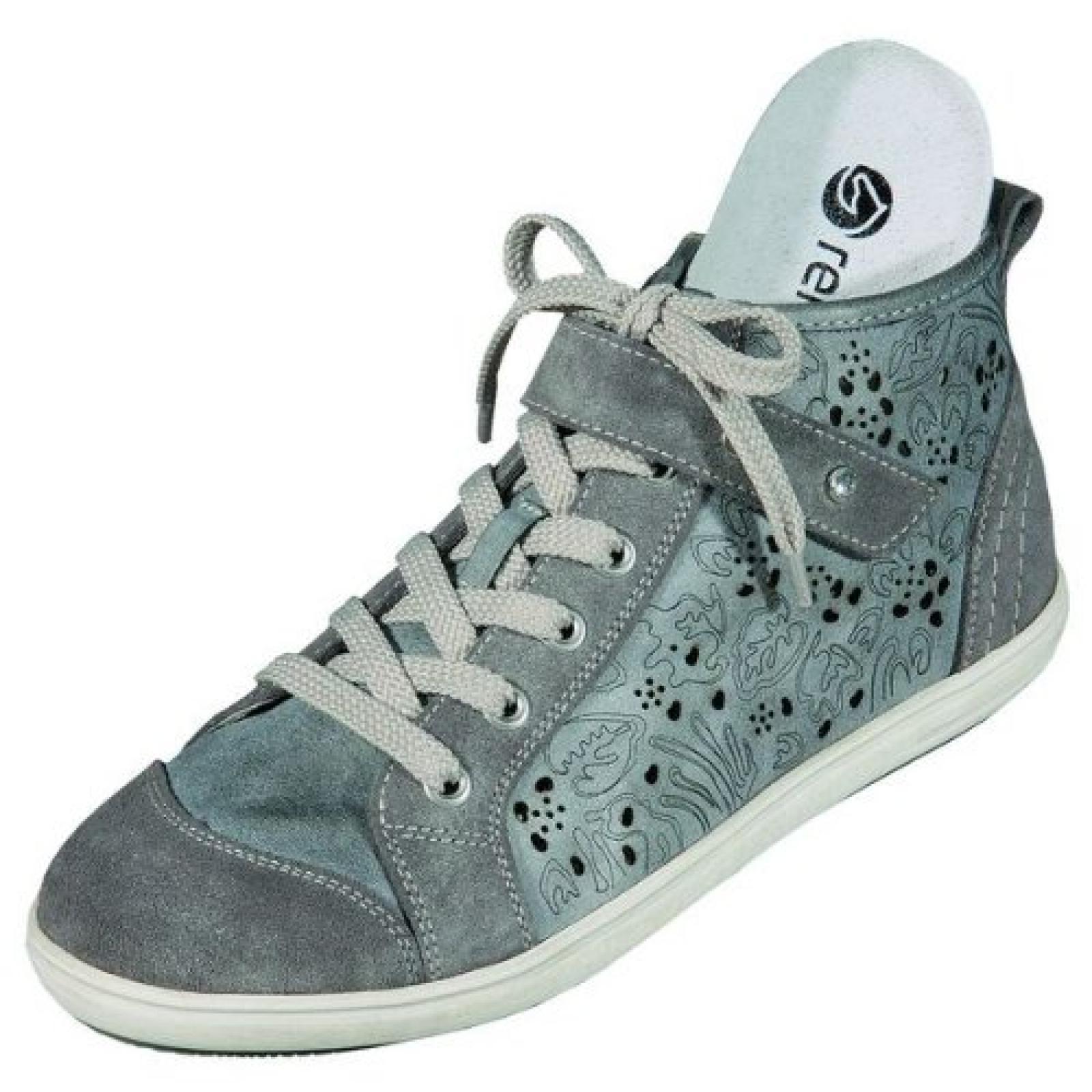 Remonte D9172 Damen Hohe Sneakers