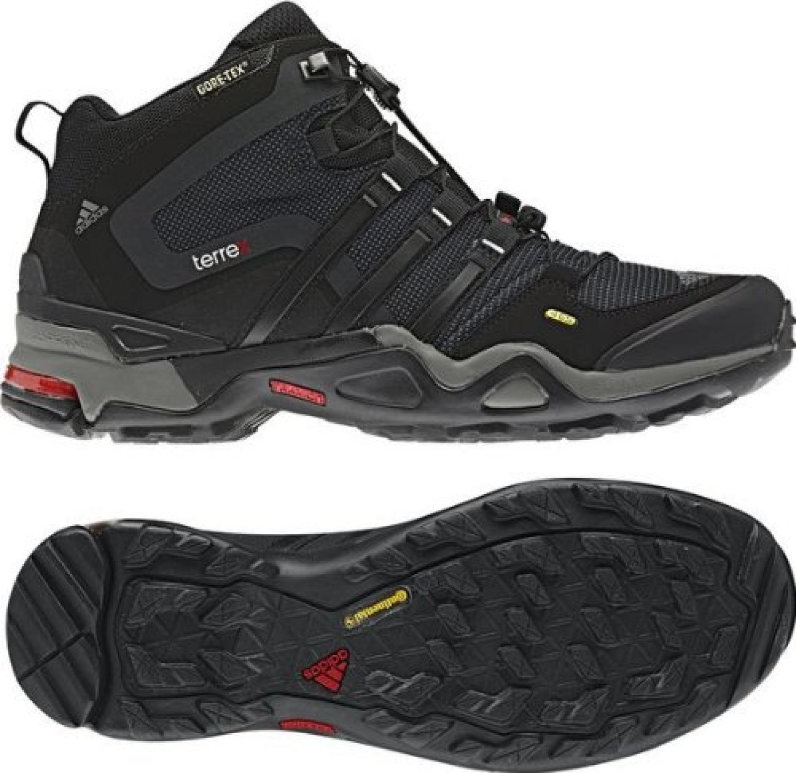 Adidas Terrex Fast X Mid GORE-TEX Wandern Stiefel
