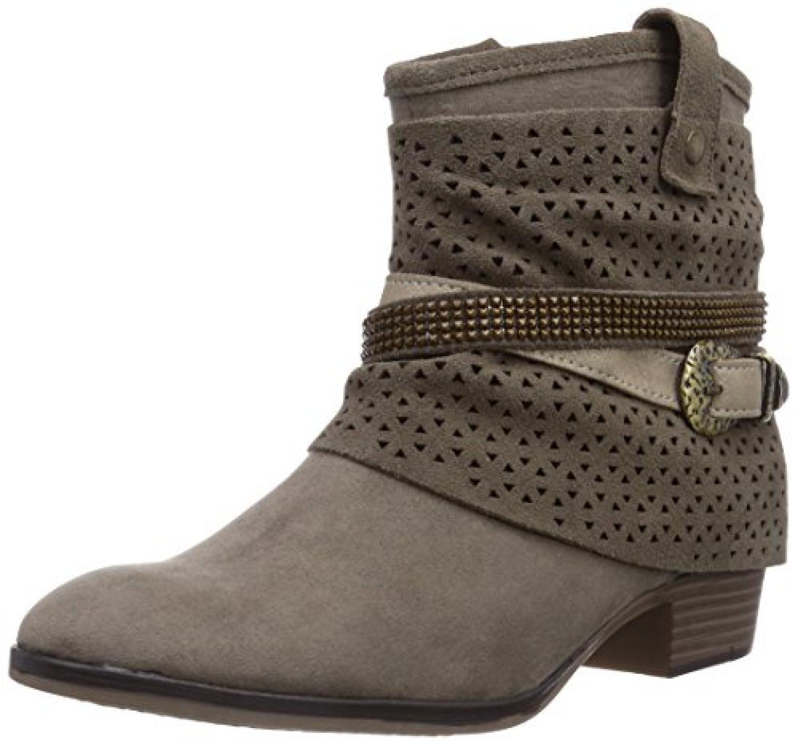Jenny Zandvoort Damen Kurzschaft Stiefel