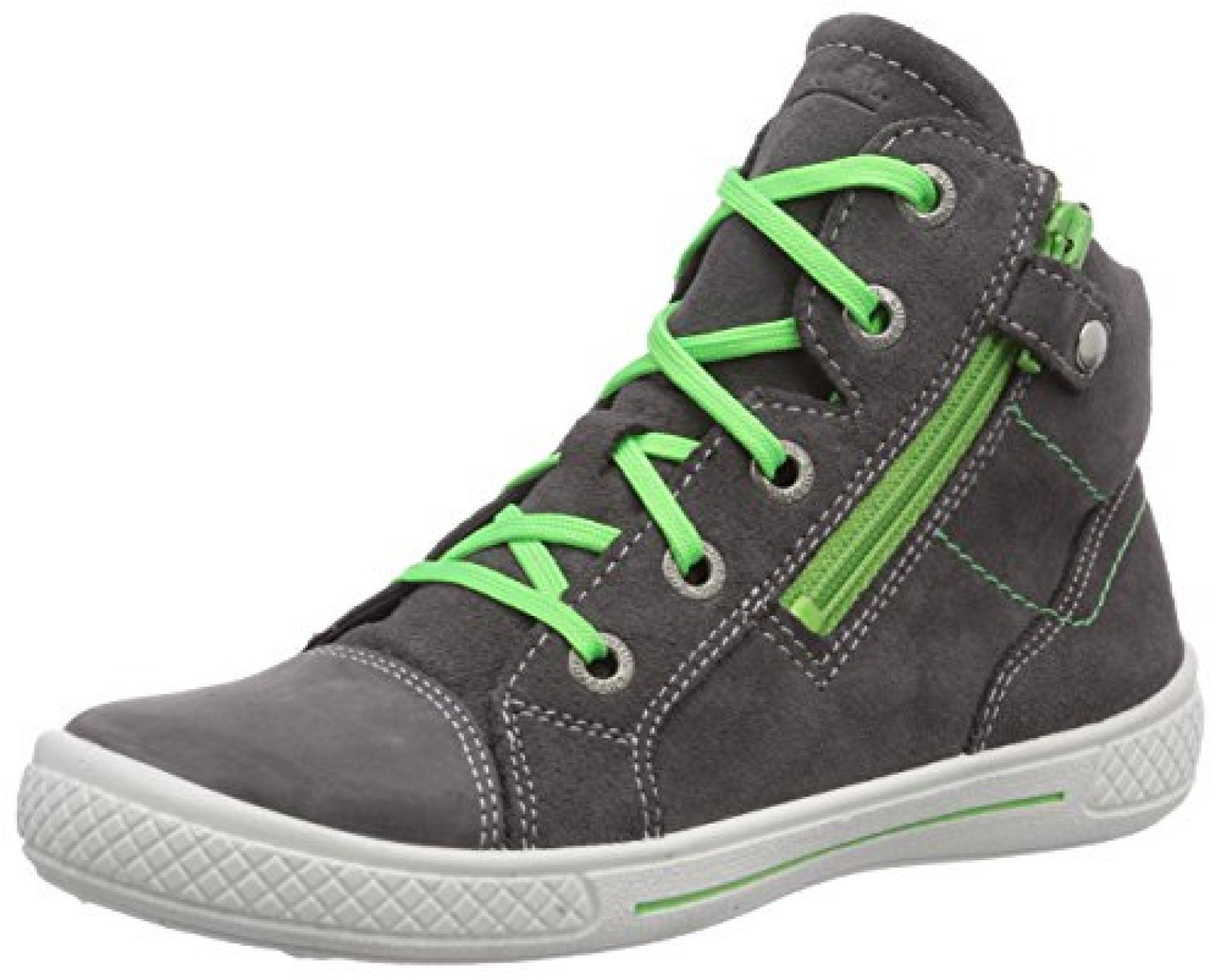 Superfit TENSY Jungen Hohe Sneakers
