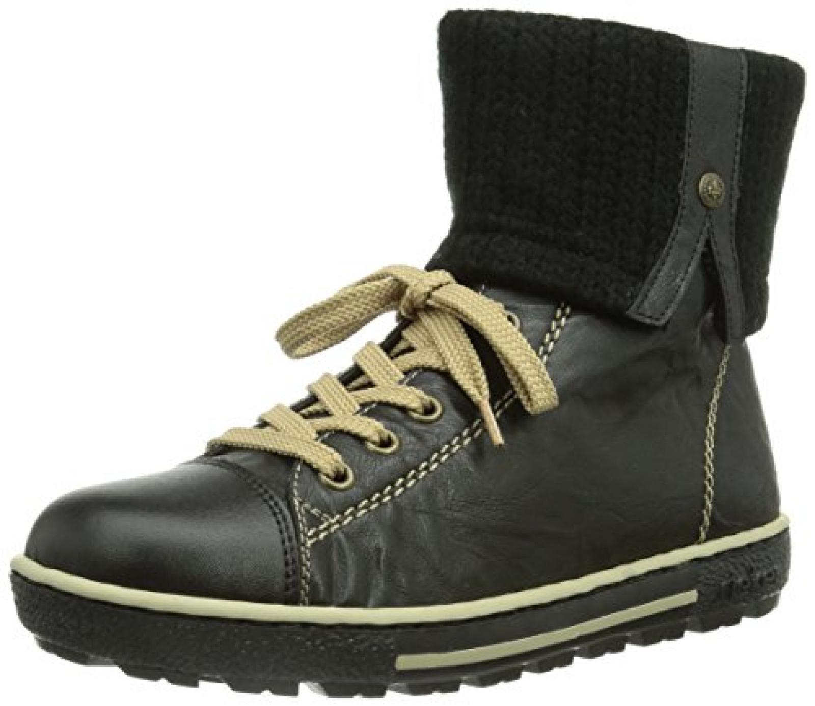 Rieker Z8753-01 Damen Hohe Sneakers